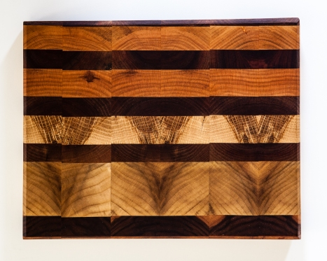 end grain cutting board, woodcraft, woodworking, handmade christmas