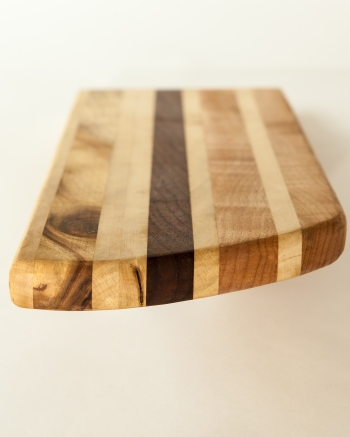 cutting board, woodcraft, made in the USA, orgeon, artisan,