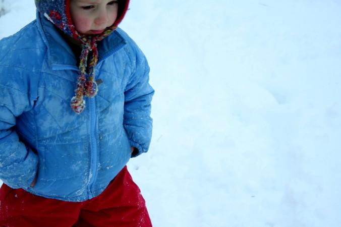 snow, children, fun, snow day, farm