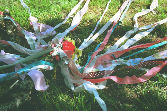 may day,new beginnings